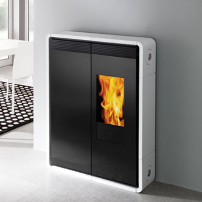 pelletofen edilkamin tiny ga ner elektro und. Black Bedroom Furniture Sets. Home Design Ideas